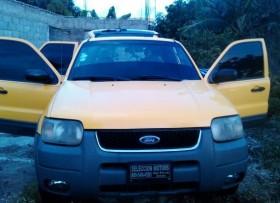 Ford Escape 2001 Nitida