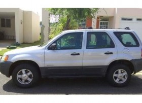 Ford Escape 2002 XLS