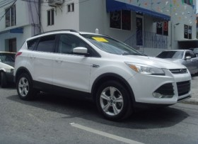 Ford Escape Ecoboost 2015