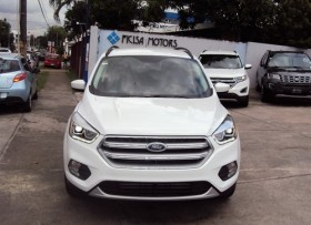 Ford Escape Ecoboost 2017