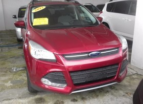 Ford Escape SE Ecoboost 2013