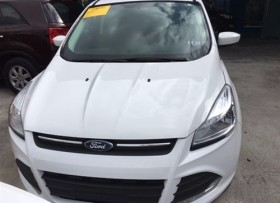 Ford Escape SE Ecoboost 2014