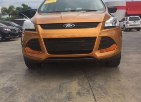 Ford Escape SE Ecoboost 2016