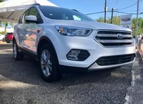 Ford Escape SE Ecoboost 2017