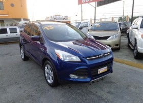 Ford Escape SE Ecoboost Turbo 2013