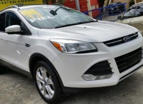 Ford Escape SEL 2013