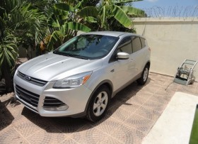 Ford Escape SEL 2015