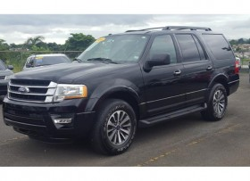 Ford Expedition -Black Mode Color -Como Nueva