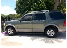 Ford Explorer 2002 XLT