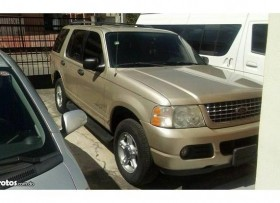Ford Explorer 2004 FULL 4x4 TRES FILAS asientos