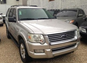 Ford Explorer 2008 FULL LIMITED 4x4