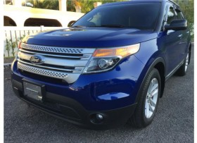 Ford Explorer 2014 poco millage