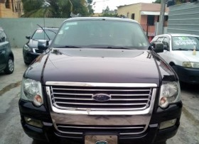 Ford Explorer Limited 2006