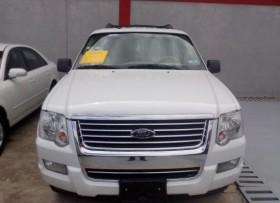 Ford Explorer Limited 2008