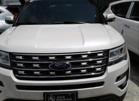 Ford Explorer Limited 2017 4x4