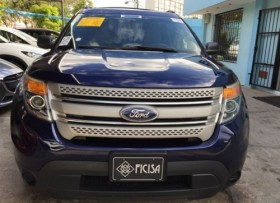 Ford Explorer XL 2011