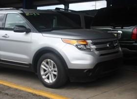 Ford Explorer XL 2013