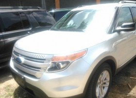 Ford Explorer XLS 2011