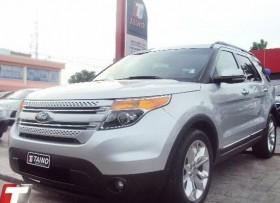 Ford Explorer XLT 2011