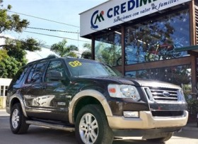 Ford Explorer XLT 4WD 2008