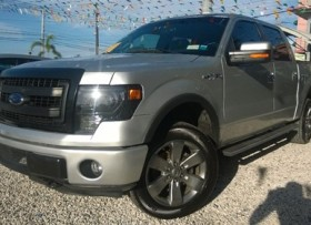 Ford F 150 FX4 2013