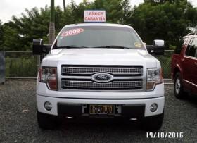 Ford F 150 Platinum 2009