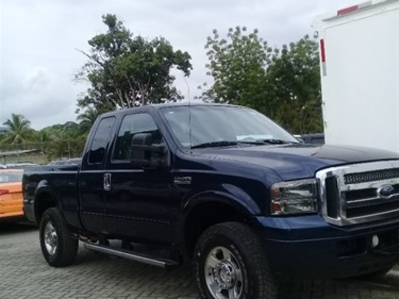 Ford F 250 2005