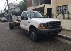 Ford F 550 2000
