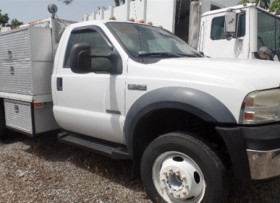 Ford F 550 2006