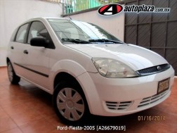 Ford Fiesta 2005 5p Hb First 5vel