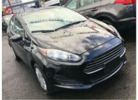 Ford FiestaCuenta 500 a 1000