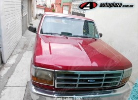 Ford Lobo 1997 2p Cab Reg Aut 4x2