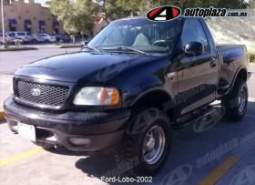 Ford Lobo 2002 2p Cab Reg Aut 4x4