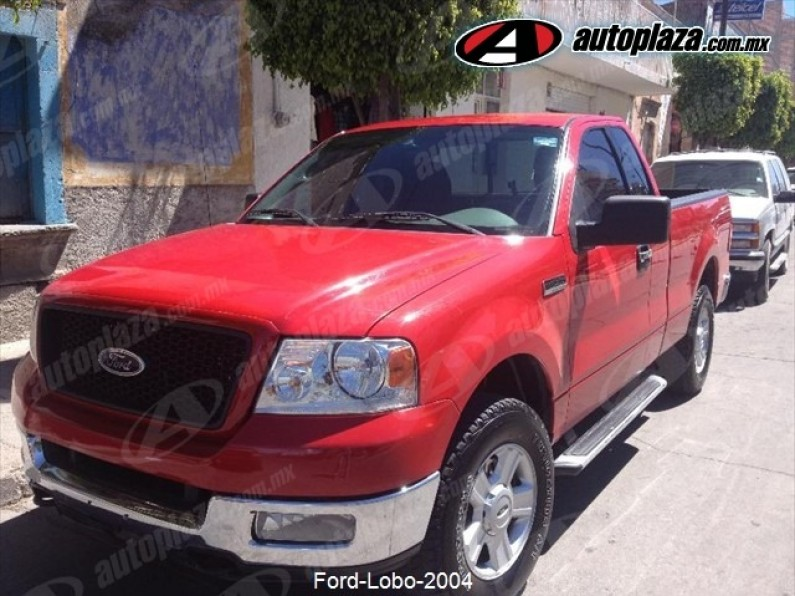 Ford Lobo 2004 4p Crew Cab 4x2 Xlt