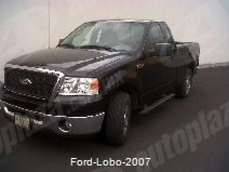 Ford Lobo 2007 2p Cab Reg 4x4 Xlt