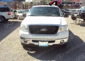 Ford Lobo 2007 2p Cab Reg Aut 4x2