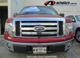 Ford Lobo 2010 4p Crew Cab 4x2 Xlt