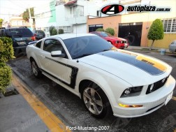 Ford Mustang 2007 2p Coupe Lujo V6 At
