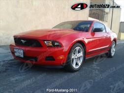Ford Mustang 2011 2p Lujo V6