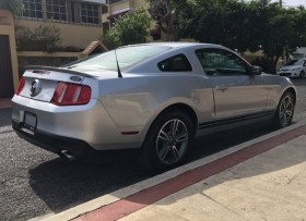Ford Mustang 2012 Premium Package Recién Importado