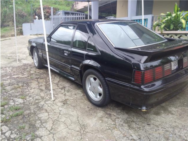Ford Mustang 50 1990