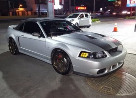 Ford Mustang Cobra 2003