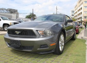 Ford Mustang Convertible 2010