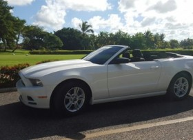 Ford Mustang Convertible 2013