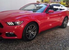 Ford Mustang Ecoboost Premium 2015