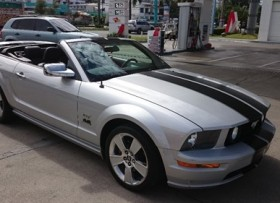 Ford Mustang GT Convertible 2006