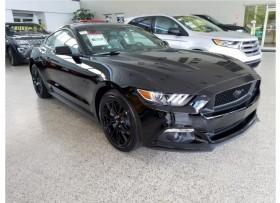 Ford Mustang GT paquete de apariencia negro