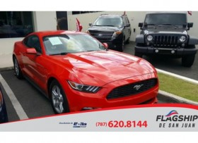 Ford Mustang ver fotos
