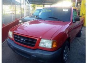 Ford Ranger 2001 6500