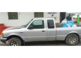 Ford Ranger 2001 lista para trabajo 5995